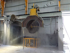 cutting granite multi blades