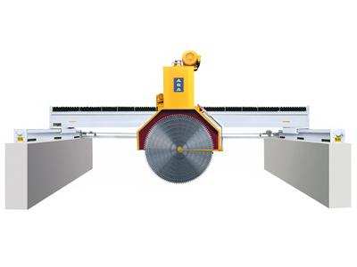 Bridge Multi blades Cutting Machine